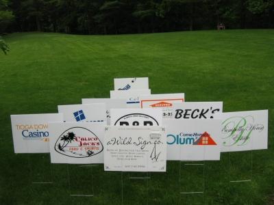 golf-signs